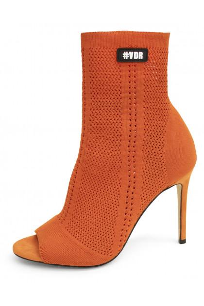 Lichia boty - oranžové