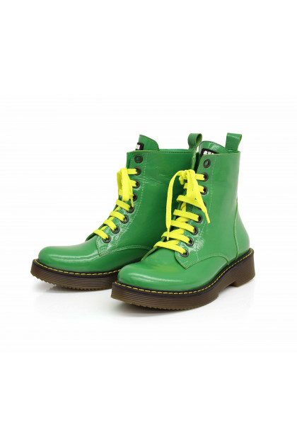 Boty zelené