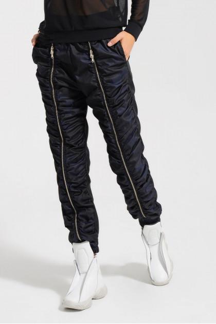 Kalhoty se zipy
